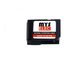 SD연장케이블 / 필름 - 48cm (블랙)